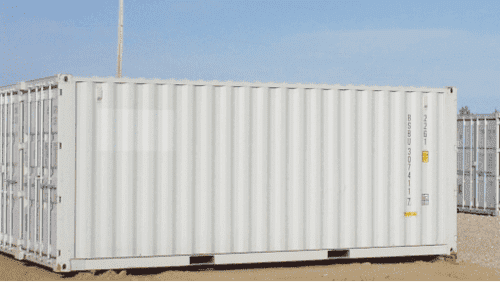 Sea Container Storage,